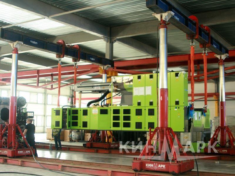 Installation of IMC ENGEL