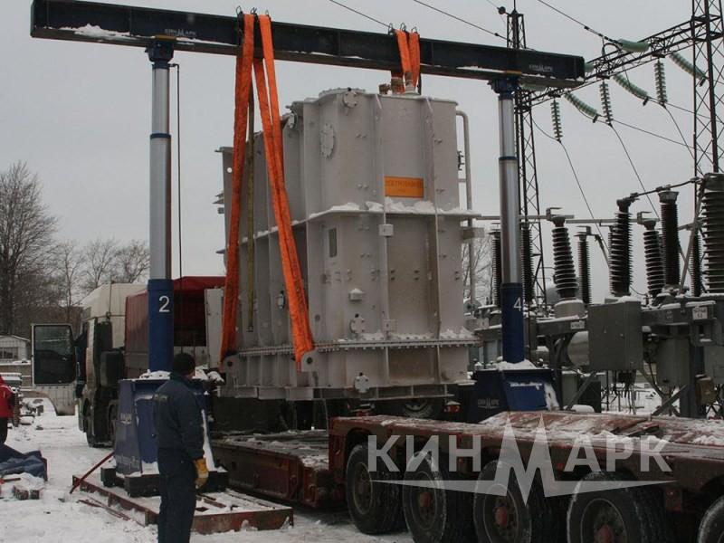 Transformer handling