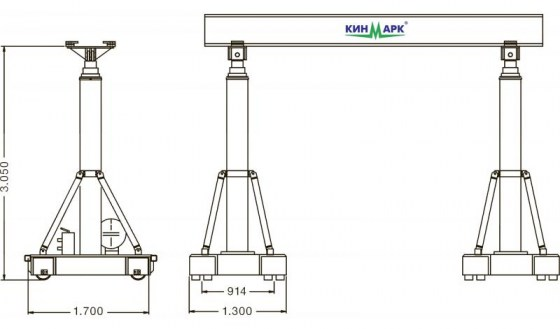 Lift System 215A/430A