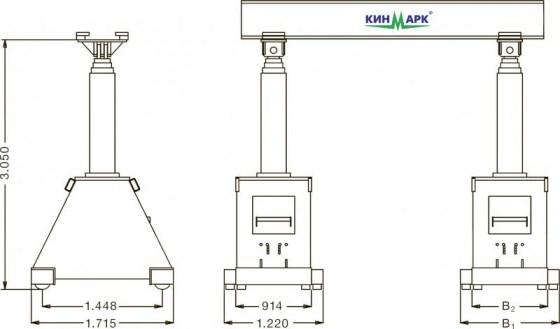 Lift System 22A/44A