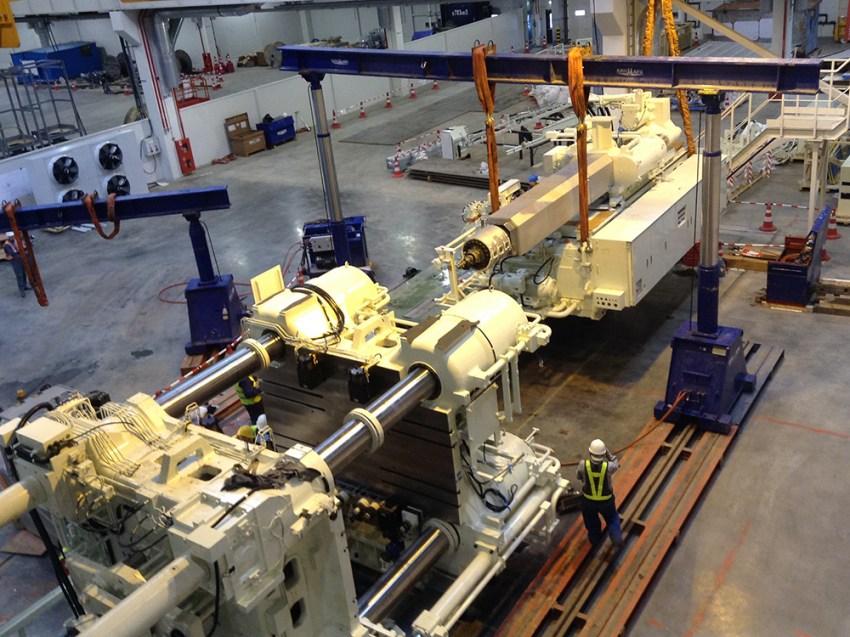 Технологические основы монтажа промышленного оборудовани