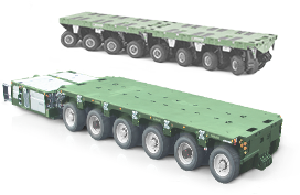 Self-propelled Trailers
