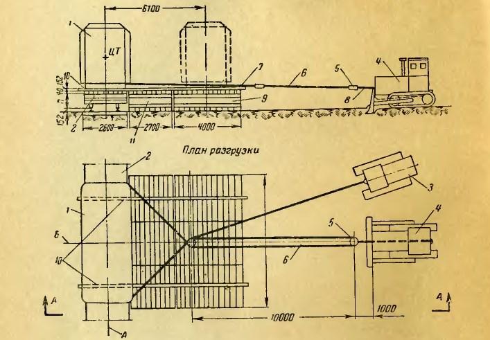 Безрельсовая перевозка трансформаторов. Часть 2