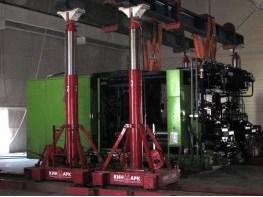 Перевозка, выгрузка и установка ТПА ENGEL