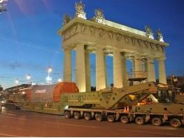Доставке на ЛАЭС-2 статора генератора паровой турбины