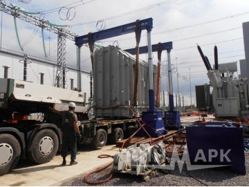 Перевозка трансформатора на трейлере: вопрос безопасности
