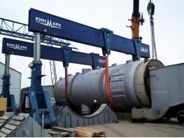 Доставка парогенераторов на Белорусскую АЭС