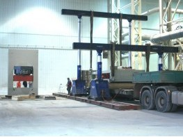 SITI press installation