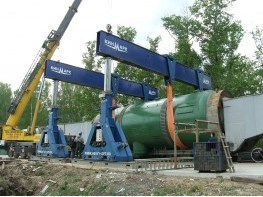 Transport of steam generator