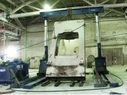 SITI presses dismantling