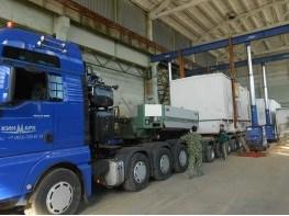 Перевозка и хранение партии грузов
