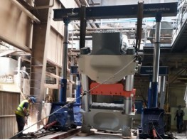 SACMI presses installation